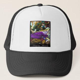 Sleeping Beauty Trucker Hat