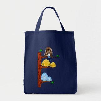 Sleeping Birds Bag
