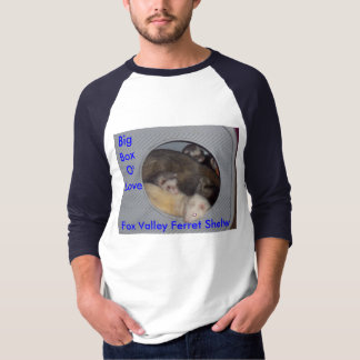 sleeping box t-shirt