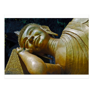 Sleeping Buddha Postcard