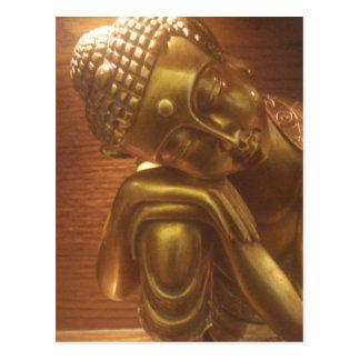 Sleeping Buddha Postcard