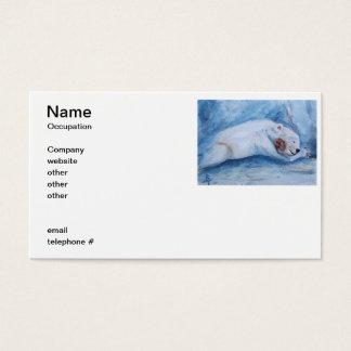 Sleeping Buddies Business Card