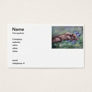 Sleeping Buddies II Business Card