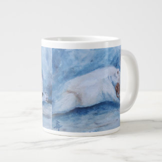 Sleeping Buddies Large Coffee Mug