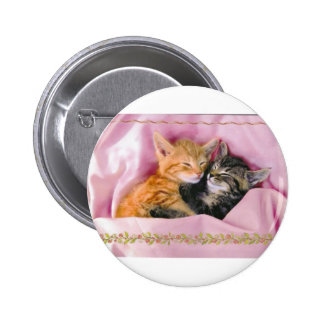 Sleeping Buddies Tuckered Out Pinback Buttons