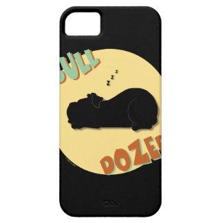 Sleeping Bulldog - Bull Dozer iPhone SE/5/5s Case