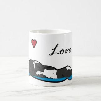 Sleeping Bunneh Coffee Mug