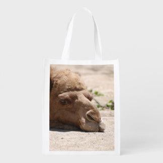 Sleeping Camel Market Totes