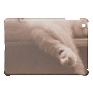 Sleeping Cat iPad Mini Cover