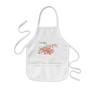 Sleeping Cat Kids' Apron