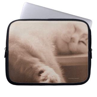 Sleeping Cat Computer Sleeves