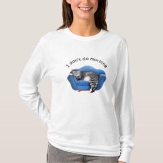 Sleeping Cat T-shirts and Gifts