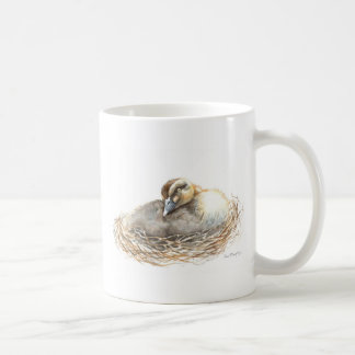 Sleeping Chick Coffee Mug