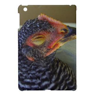 Sleeping Chicken iPad Case