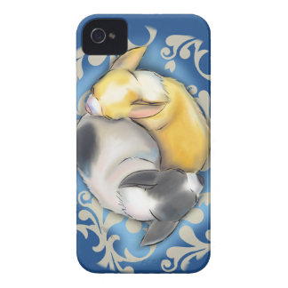 Sleeping Chihuahuas iPhone 4 Case-Mate Cases