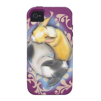 Sleeping Chihuahuas Vibe iPhone 4 Case