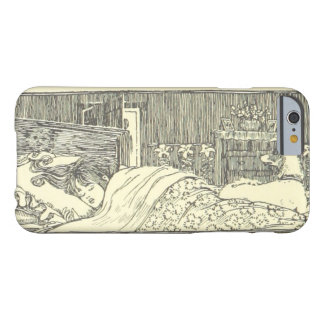 Sleeping Child, Someone in the Doorway Barely There iPhone 6 Case