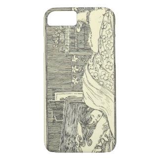 Sleeping Child, Someone in the Doorway iPhone 7 Case