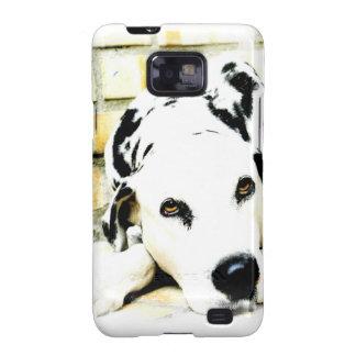 Sleeping Dalmatian Samsung Galaxy Case Galaxy SII Cases