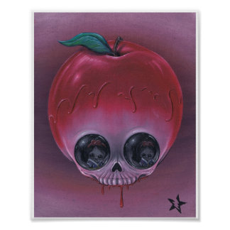 sleeping death art print