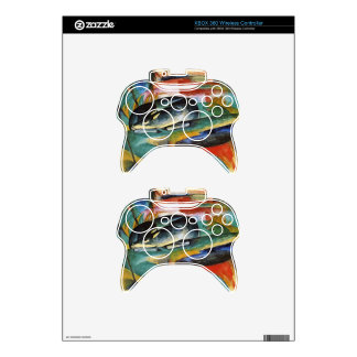 Sleeping Deer by Franz Marc Xbox 360 Controller Decal