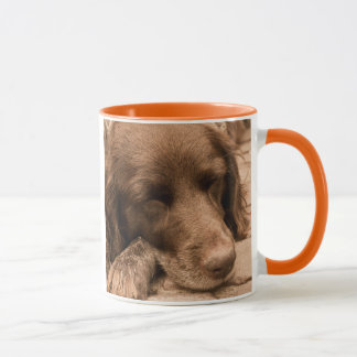 Sleeping Dog Mug