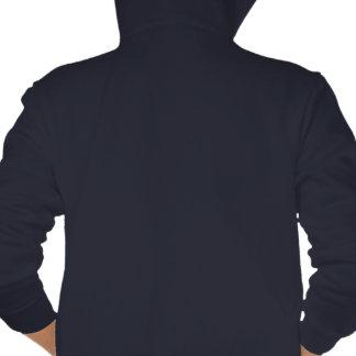 Sleeping Dogs American Apparel Long Sleeve Fleece Hooded Pullover