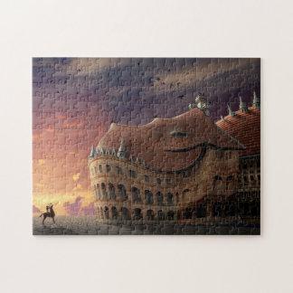 Sleeping Dragon Castle Puzzle