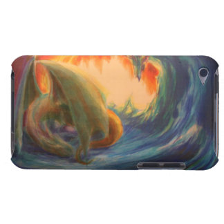 Sleeping Dragon iPod Touch Cover