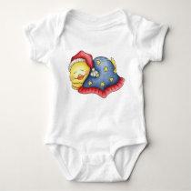 Sleeping Duck Baby Bodysuit