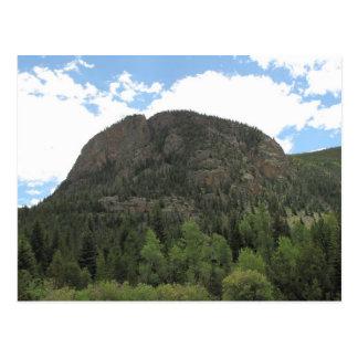 Sleeping Elephant Mountain Colorado 02 Postcard