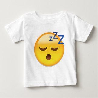 Sleeping Face Emoji Baby T-Shirt