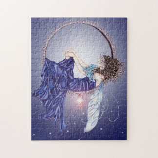 Sleeping Fairy Puzzle
