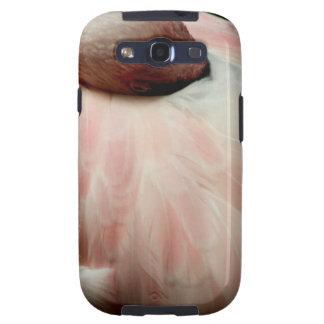 Sleeping Flamingo Samsung Galaxy SIII Cover