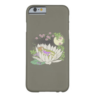 Sleeping Flower Fairy Moonlight Stars Barely There iPhone 6 Case