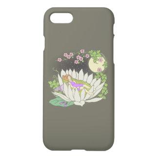 Sleeping Flower Fairy Moonlight Stars iPhone 7 Case