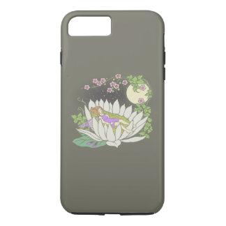 Sleeping Flower Fairy Moonlight Stars iPhone 7 Plus Case