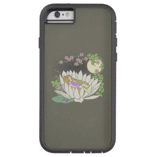 Sleeping Flower Fairy Moonlight Stars Tough Xtreme iPhone 6 Case