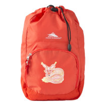 Sleeping Fox High Sierra Backpack