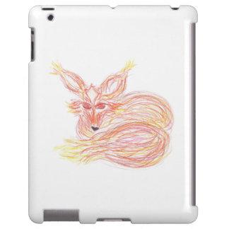 Sleeping Fox iPad Case