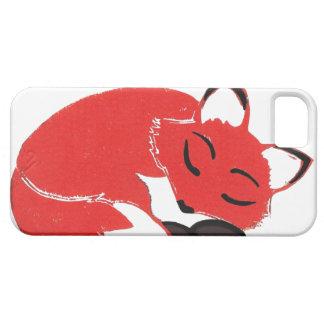 Sleeping Fox iPhone 5/5s Case