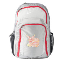 Sleeping Fox Nike Backpack