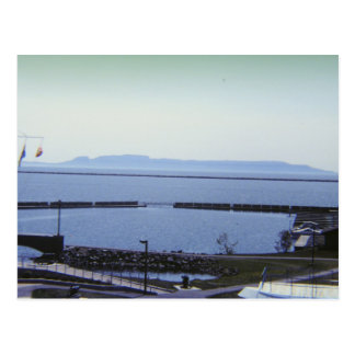 Sleeping Giant Thunder Bay Canada Post Cards