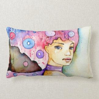 sleeping girl pillows
