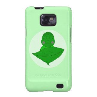 Sleeping Green Turtle Samsung Galaxy SII Covers