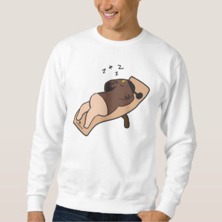 Sleeping Guy Sweatshirt