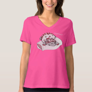 Sleeping Hippo T-Shirt