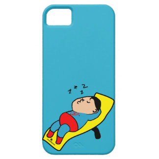 Sleeping iphone 5 case