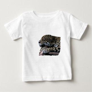 Sleeping Jaguar no background Baby T-Shirt
