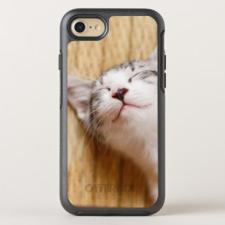 Sleeping Kitten On Tatami Mat OtterBox Symmetry iPhone 7 Case